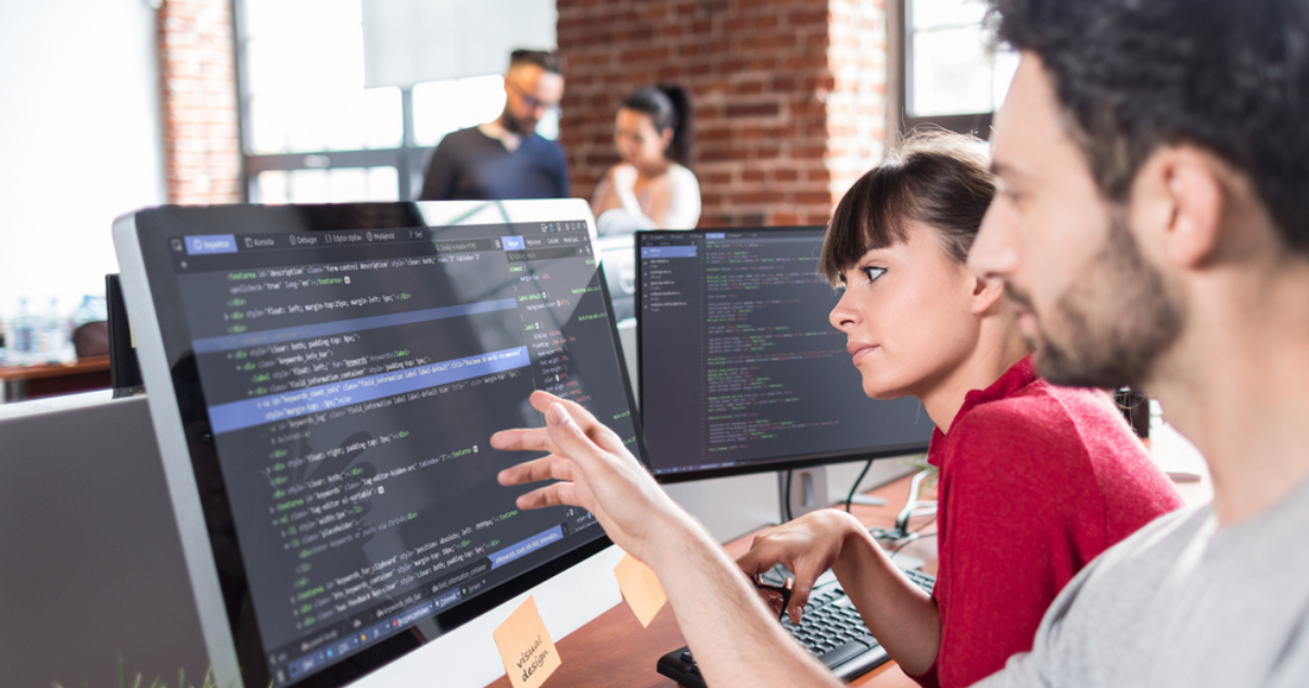 Coding challenges in a work team