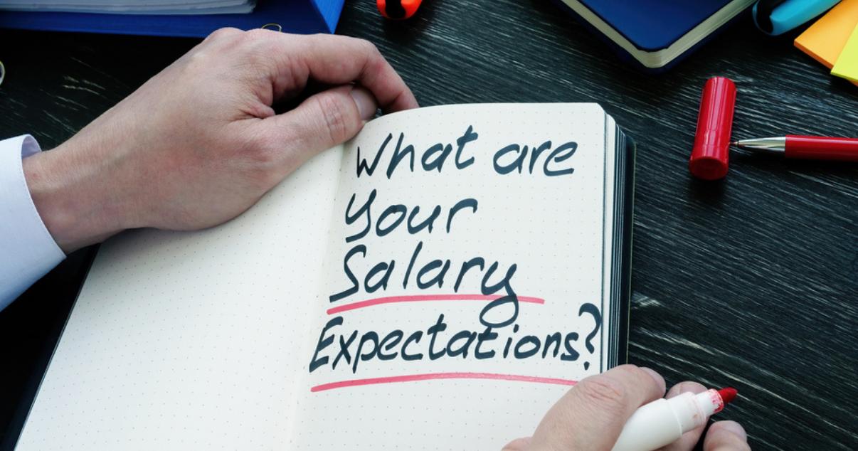 salary expectations